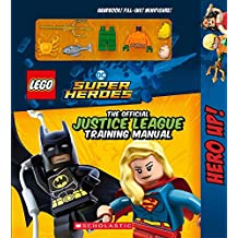 The Lego DC: The Official Justice League Training Manual