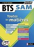 BTS SAM - Support à l'action managériale - Toutes les matières - 1ère et 2ème année - 2019 (09)