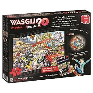 Jumbo 619132 Puzzle Se Non Fosse Stata Inventata La Ruota