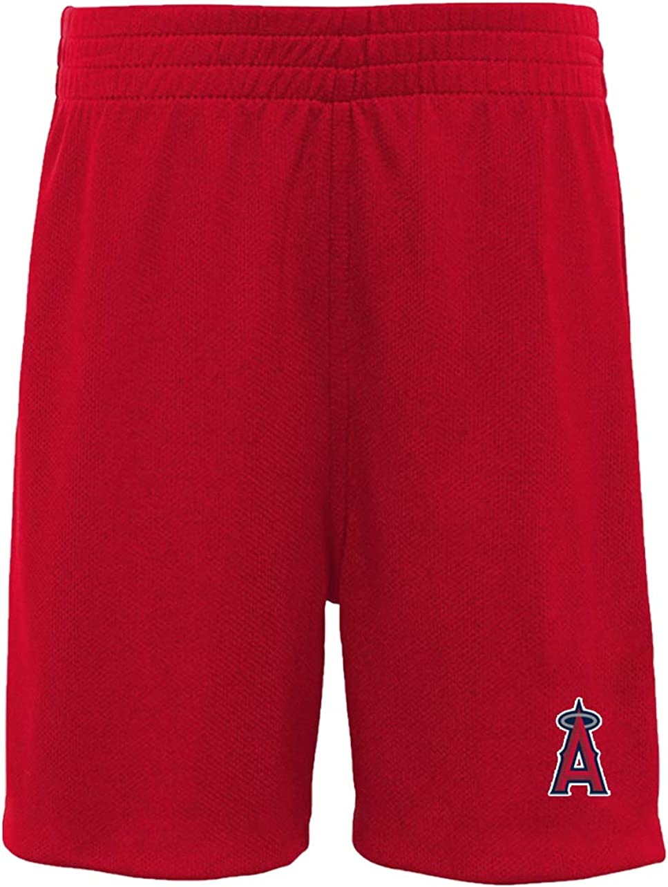 Outerstuff MLB Youth 8-20 Team Color Performance Primary Logo T-Shirt /& Shorts Set