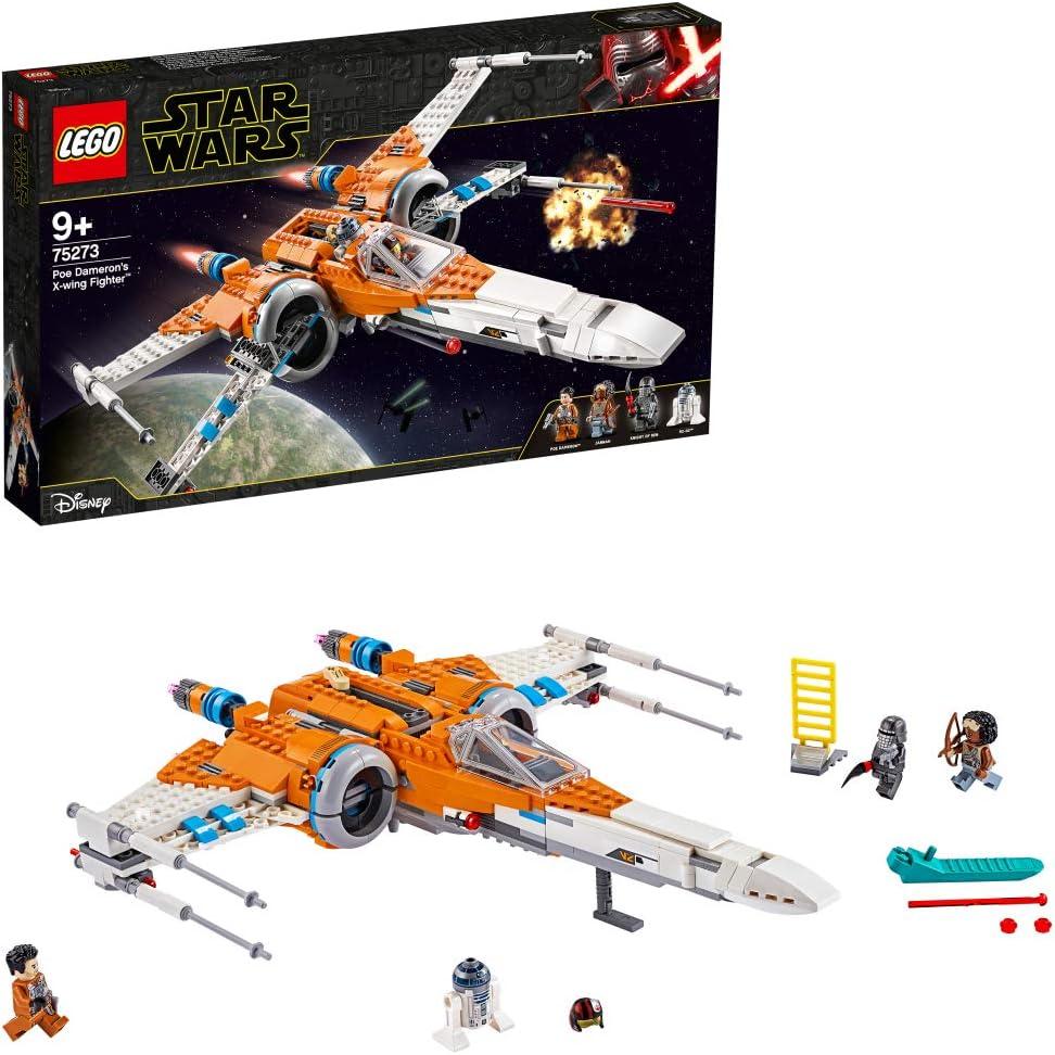 レゴ(LEGO) スター・ウォーズ ポー・ダメロンのXウイング・ファイター(TM) 75273