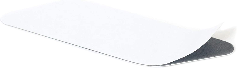 2X Aluminio Negro Blanco Reino Unido Inglaterra Bandera Emblema Paralelogramo Etiqueta de Forma Calcoman/ías de veh/ículos Automotriz Guardabarros Tronco Parachoques Lateral Faldas Ventana Puerta