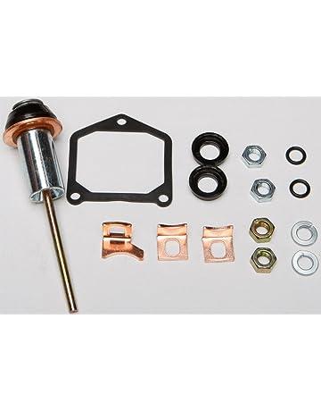 Qiilu Diesel Starter Motor Repair Fix Kit f/ür Land Rover Discovery Defender TD5 2.5