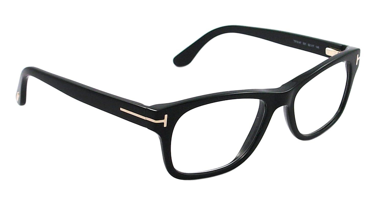 tom ford for man ft5147 090 designer eyeglasses caliber 52 at amazon mens clothing store