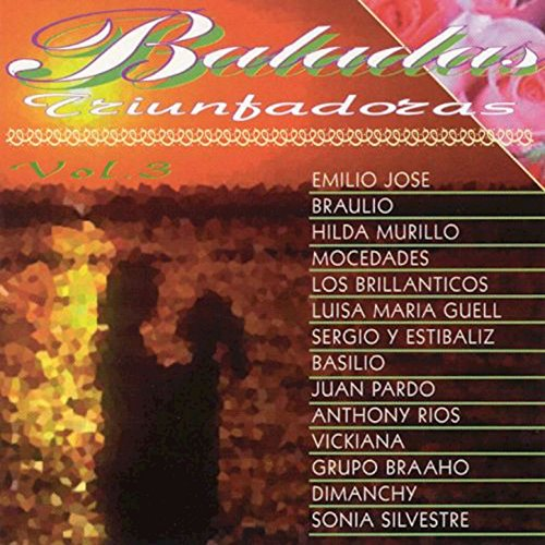 Varios Artistas Stream or buy for $8.99 · Baladas Triunfadoras, Vol. 3