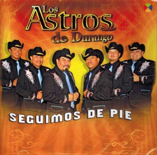Los Astros De Durango (Seguimos De Pie) Ercd-056