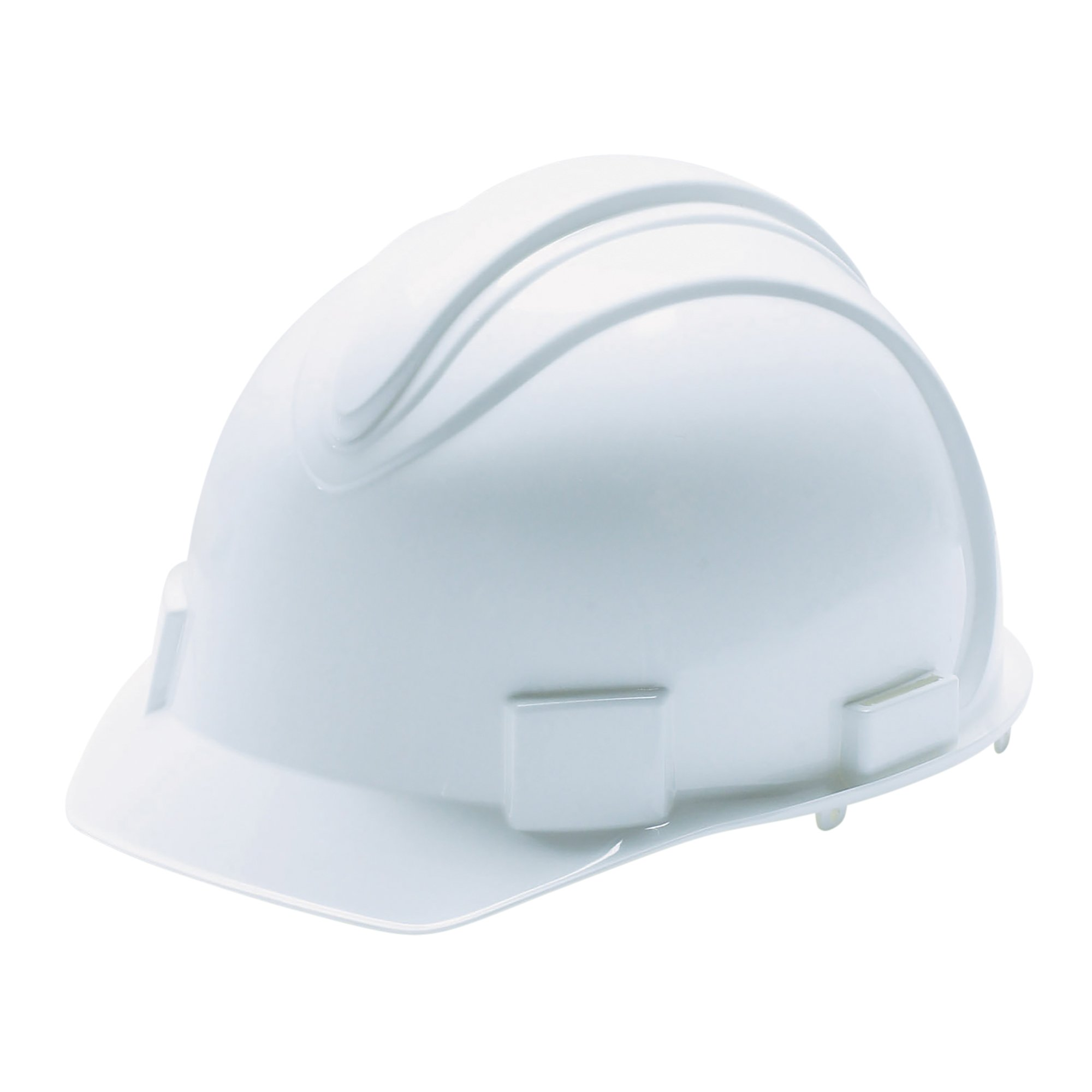 Jackson Safety Charger Hard Hat (20392), Meets ANSI Z89.1 - 2009, Choice of Suspension, White, 12 / Case