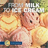 From Milk to Ice Cream, Stacy Taus-Bolstad, 0822507145