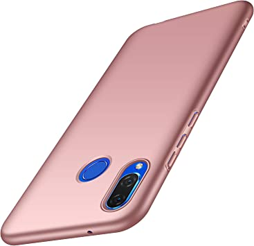 anccer Funda Huawei P Smart Plus/Nova 3i, Ultra Slim Anti-Rasguño ...