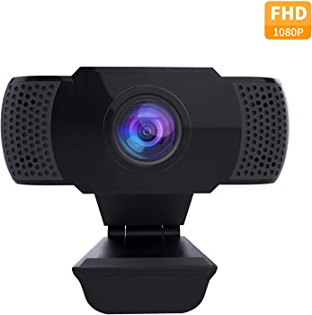 Wansview 1080p USB 2.0 Webcam with Mic