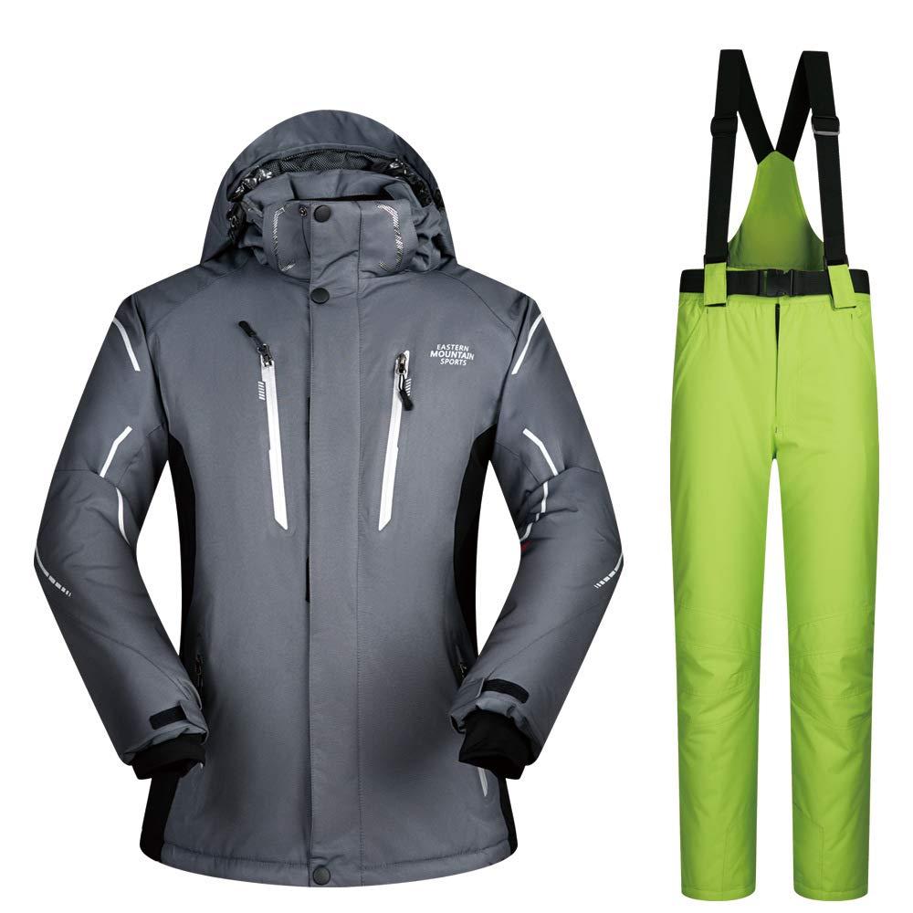 Pantaloni da Sci da da da Uomo Impermeabili riscaldati addensatiB07HCP9X91XXL O | di moda  | Outlet  | di moda  | Impeccabile  | Queensland  | Ad un prezzo inferiore  0a9bed
