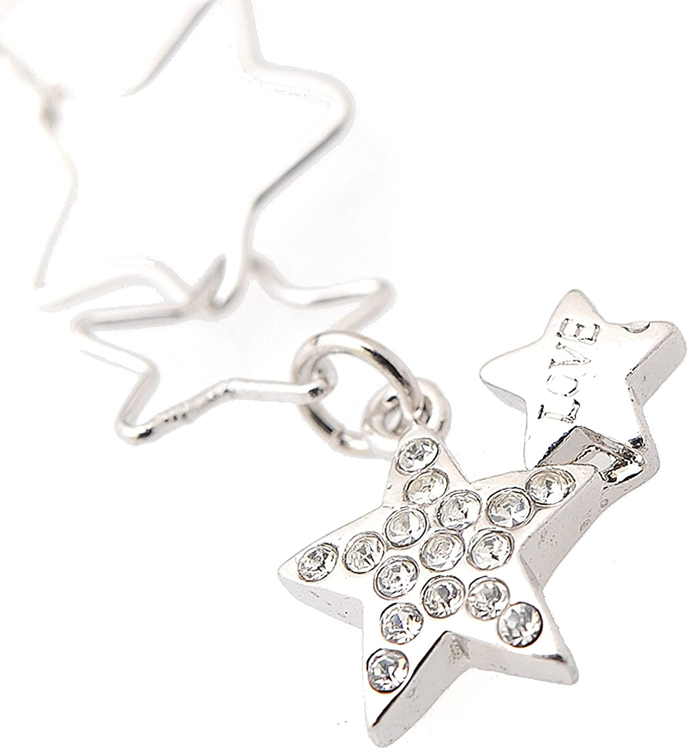 SpinningDaisy Star with Link Jack Anti Dust Plug Cover Stopper