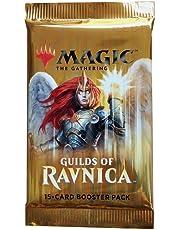 Magic The Gathering MTG-GRN-BD-EN Guilds of Ravnica Booster Packet, Multi