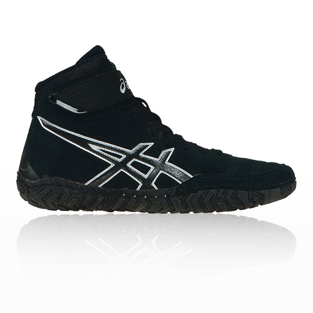 ASICS Aggressor 2 Mens Wrestling Shoes - Black