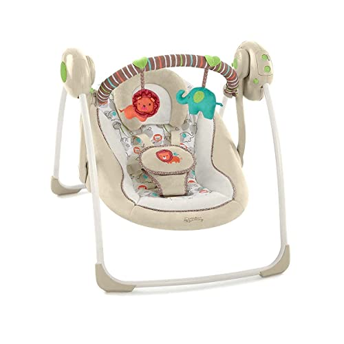 Ingenuity Soothe 'n Delight Portable Baby Swing - Best Baby Swing Chairs