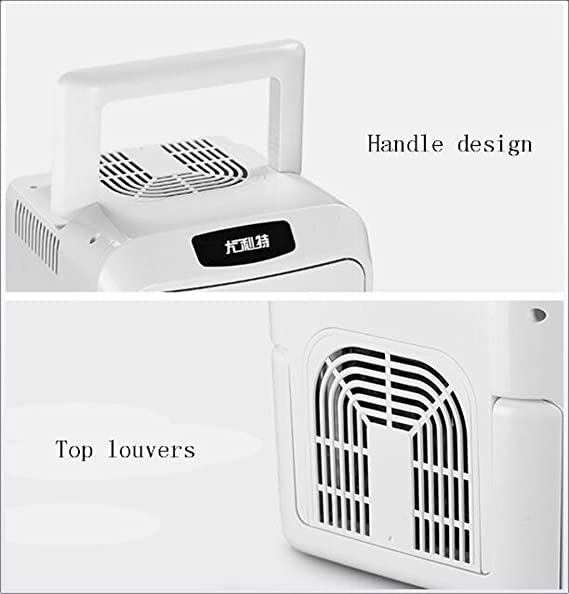 Amazon Com Ljq Portable 12l Mini Refrigerator Fridge Cooler Freezer