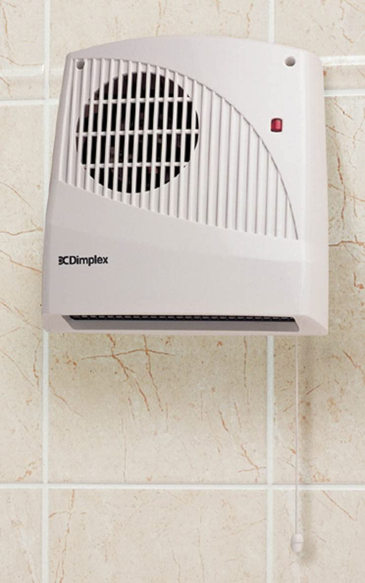 DIMPLEX FX20VEDOWNFLOW FAN HEATER WITH RUNBACK TIMER by Dimplex