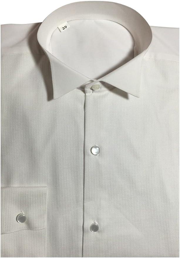 Gentleline - Camisa de vestir - Básico - para hombre: Amazon.es: Ropa y accesorios
