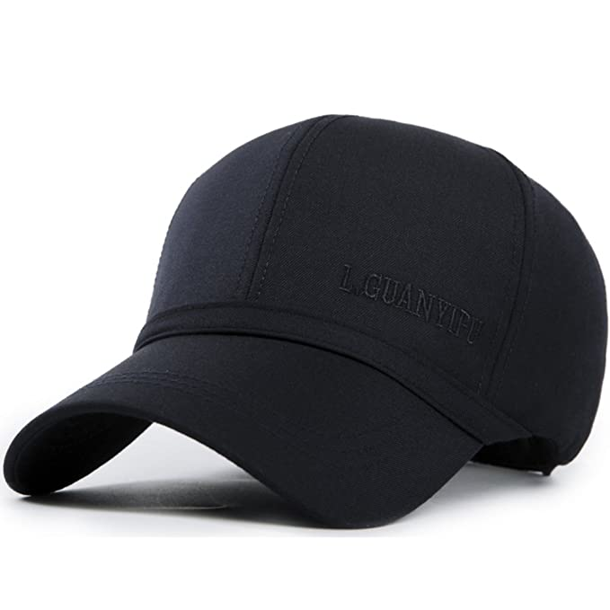 Men Hats Korean Baseball caps in The Fall Cap in The Elderly Outdoor ... c1a0b23ac9e