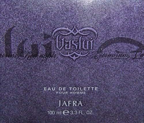 Jafra Vaslui Eau d' Toilette 3.3 fl. oz.
