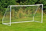 FORZA ''Match Standard'' 12' x 6' Professional Soccer Goal and Net - The Best Goal That Money Can Buy! (12 x 6 FORZA Goal & Carry Bag)