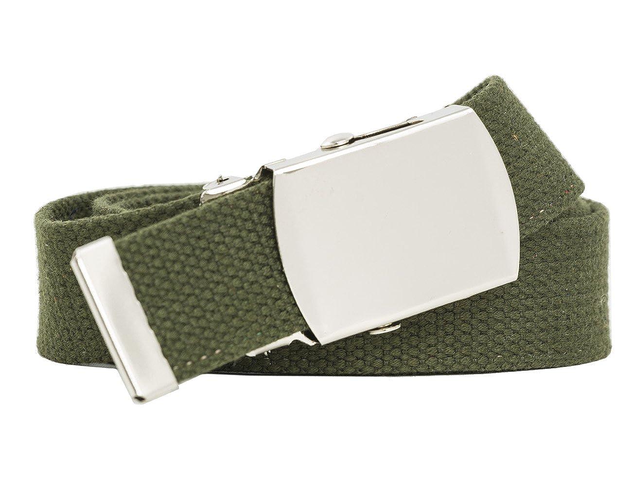 Largo 160 cm XXXL Cintur/ón de tela Ancho 3 cm shenky