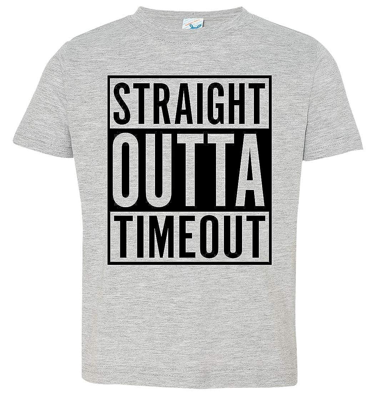 Tenacitee Babys Straight Outta Timeout Shirt
