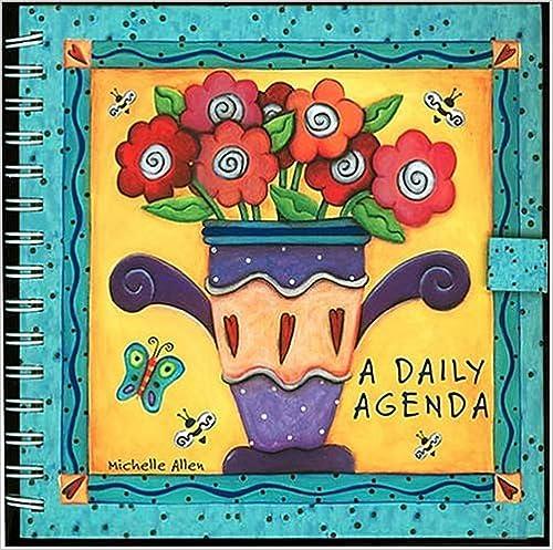 A Daily Agenda Michelle Allen's