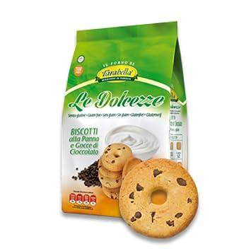 Farabella la dulzura crema y galletas de chocolate sin ...