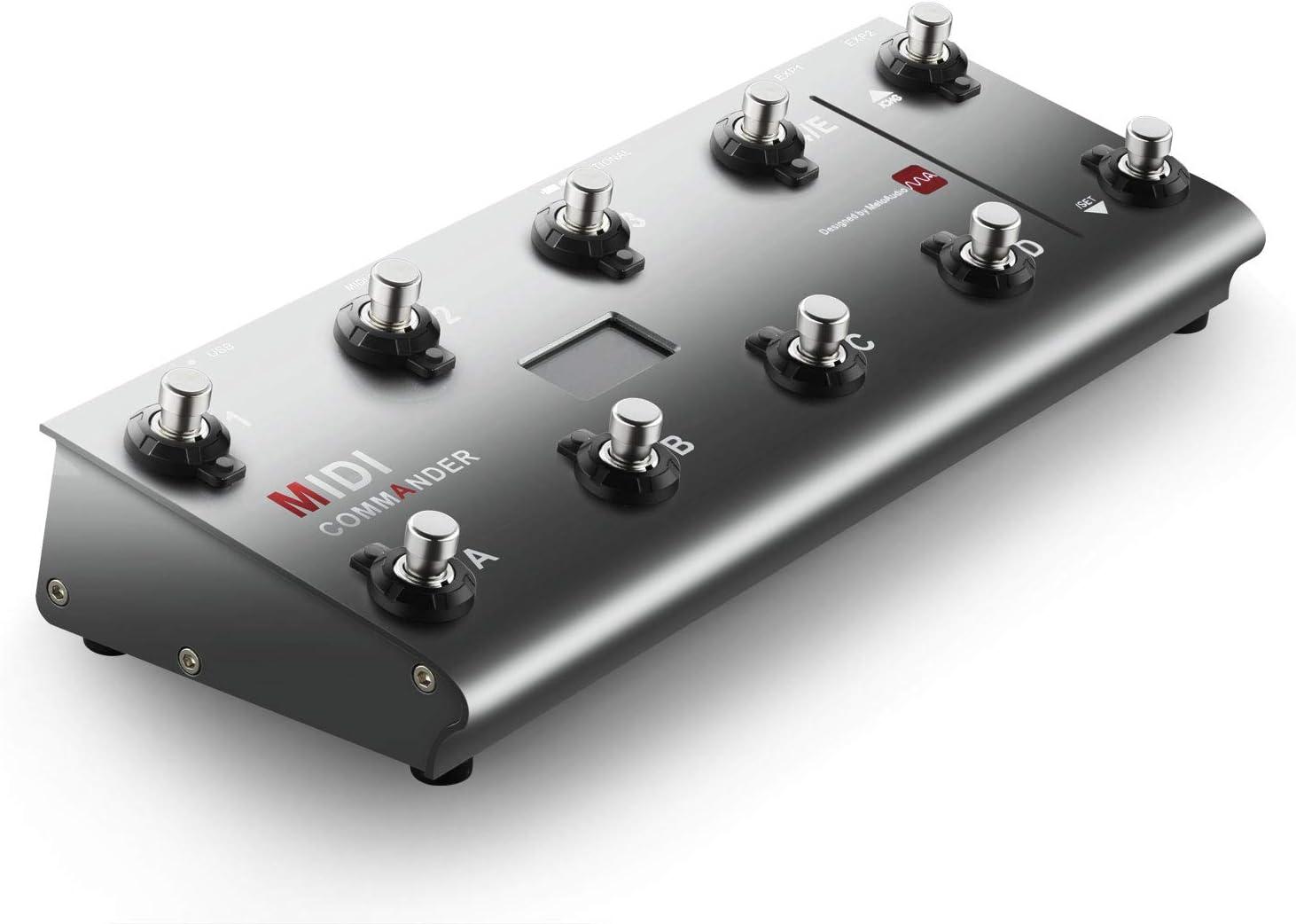 2. The MeloAudio MIDI Commander Foot Controller