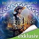 Der Inquisitor von Askir (Das Geheimnis von Askir) Hörbuch von Richard Schwartz Gesprochen von: Michael Hansonis