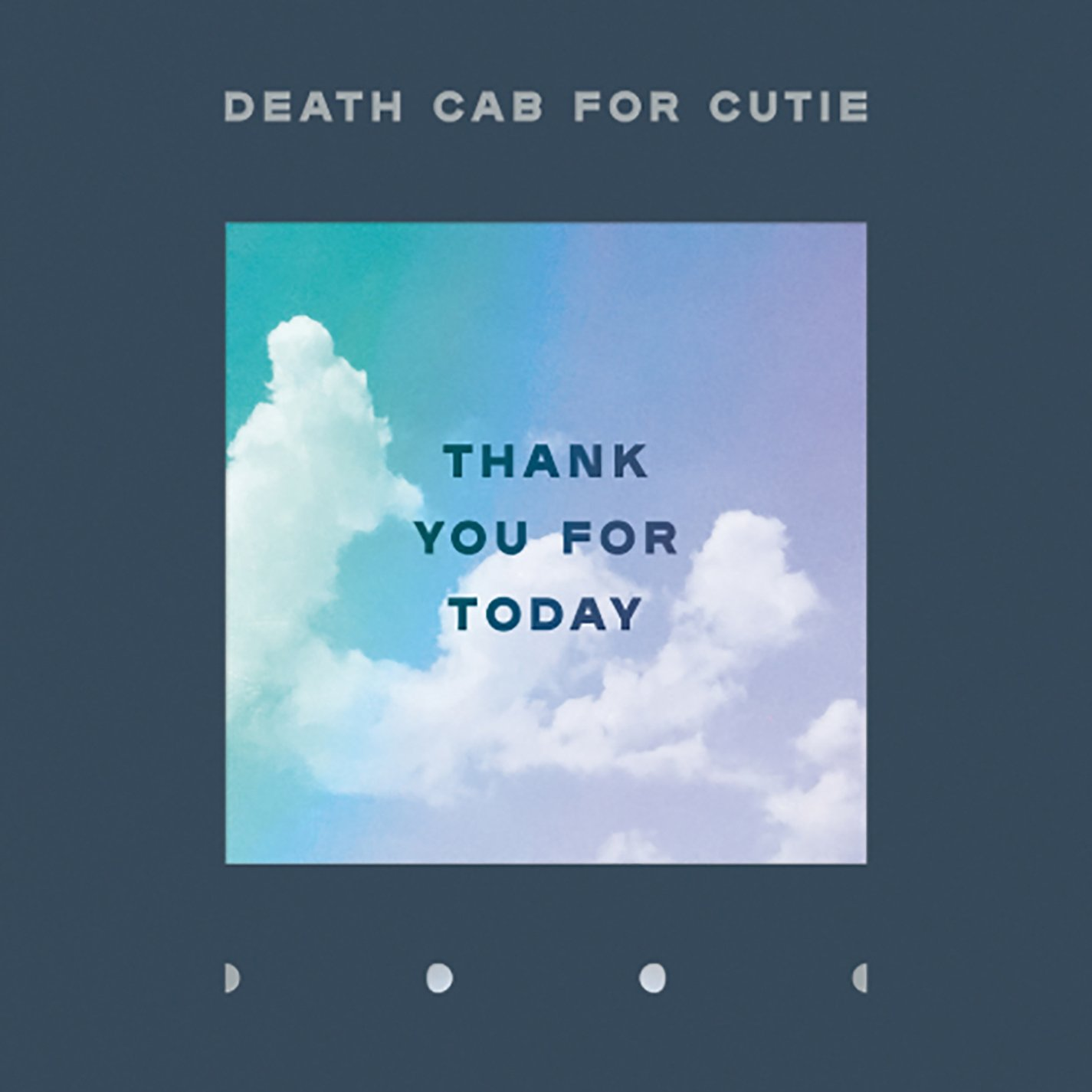 Cassette : Death Cab for Cutie - Thank You For Today (Cassette)