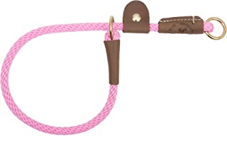 product image for Mendota Pet Pro Trainer Slip Collar - Made in The USA - Pink, 12 inch