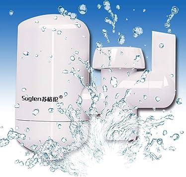Happyhouse009 - Filtro de Agua para Grifo, de cerámica, para el ...