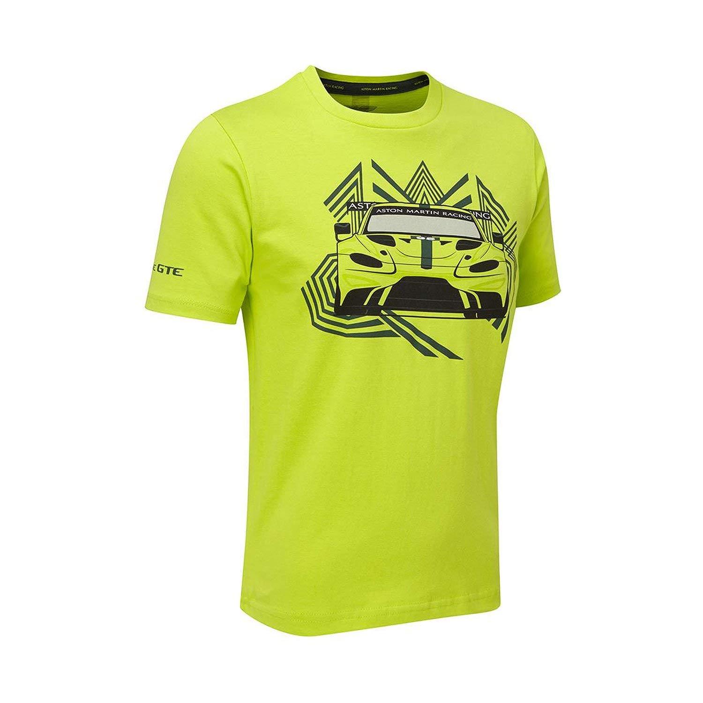 Aston Martin Neuf 2018/Racing pour Enfants de Voiture T-Shirt pour Enfants Junior 3/Ans au 14/Ans