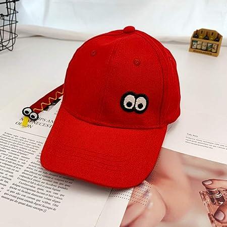 zhuzhuwen Sombreros de Sol Bordados de Dibujos Animados para niños ...