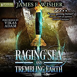 Raging Sea and Trembling Earth Audiobook