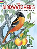 img - for The Birdwatcher's Coloring Book (Dover Nature Coloring Book) book / textbook / text book