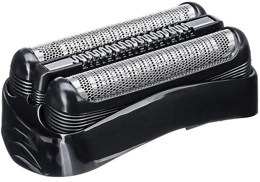 MYAMIA Cabezal De Lámina De Repuesto para Afeitadora Braun Series 3 21B 320 330 350 360 370 380 380 390: Amazon.es: Hogar