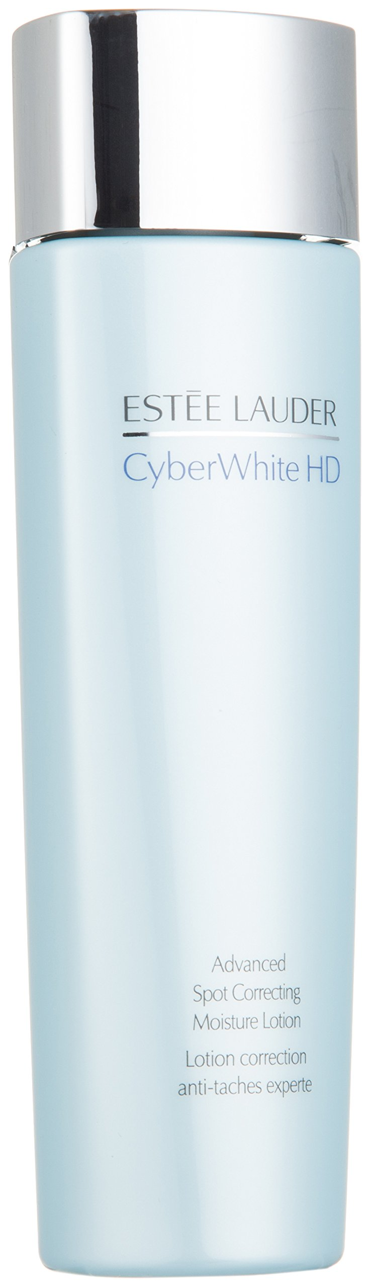 Estée Lauder CyberWhite HD Advanced Spot Correcting Moisture Lotion Fresh Moist, 200ml, 6.7oz