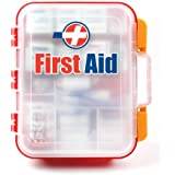 Rapid Care First Aid 82334 334 Piece ANSI/OSHA Compliant Emergency First Aid Kit, Wall Mountable, Multi Compartment with Easy Access Tilt Trays