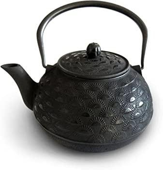 Huswell Cast Iron Teapot