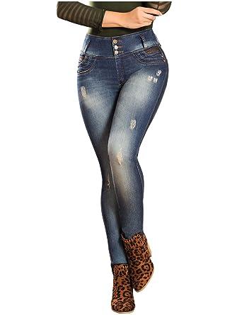 LT.ROSE DRAXY 1336 - Pantalones de chándal para Mujer - Azul - 7 ...
