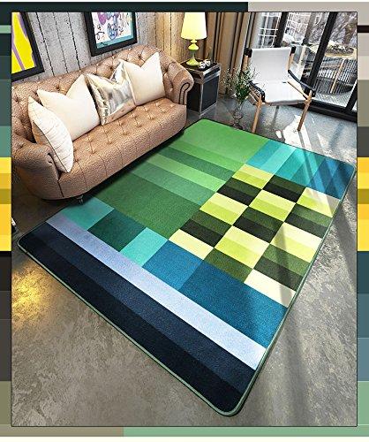 GRJH® トレンディなカーペットのベッドルームの長方形の居間のコーヒーテーブルモダンミニマルヨーロピアンスタイルのベッドサイドベッドブランケット 帯電防止 ( 色 : #2 , サイズ さいず : 1.4*2.0m ) 1.4*2.0m #2 B078PYJBQQ