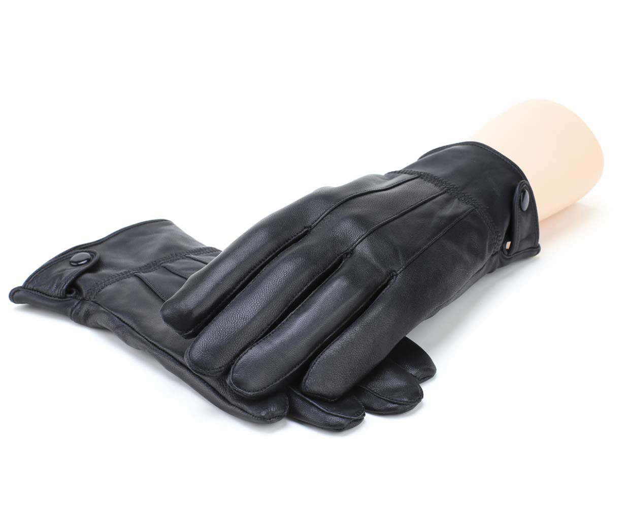 YIWANGO Handschuhe Der Männer Im Herbst Und Winter Warme Handschuhe Im Freien Reiten Motorrad Ski Handschuhe,D