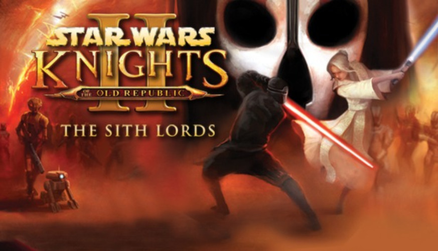 STAR WARSTM Knights of the Old RepublicTM II - The Sith LordsTM [Online Game Code]