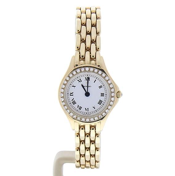 Movado cuarzo mujer reloj 75259803 (Certificado) de segunda mano