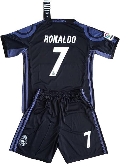 Danielle-Dr Ronaldo # 7 Real Madrid 2016 – 17 jóvenes Kit de ...