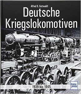 Book Deutsche Kriegslokomotiven