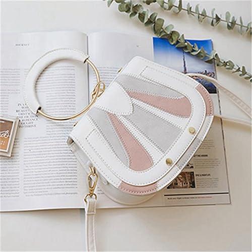 Amazon.com: attra-yo Mini costuras bolsa golpes anillo mujer ...